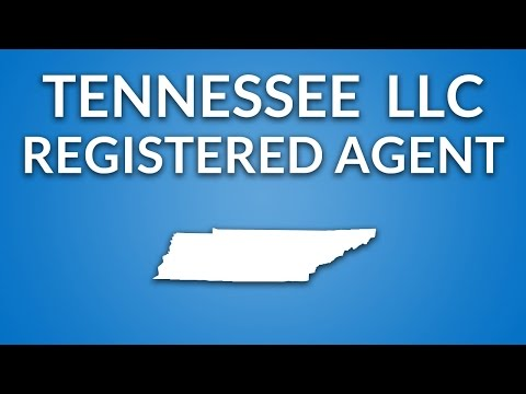 Tennessee LLC - Registered Agent
