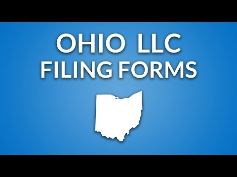 Ohio LLC - Formation Documents