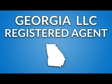 Georgia LLC - Registered Agent