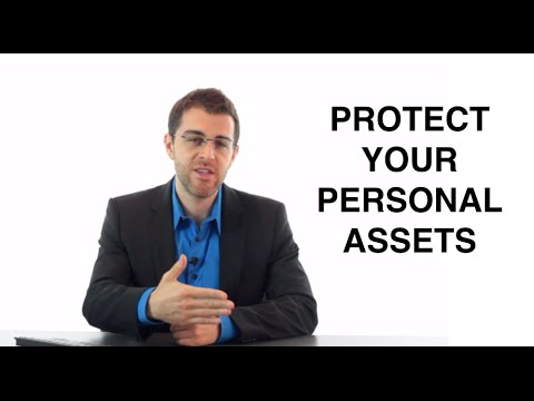Protect Your Assets: Form an LLC (2/11)