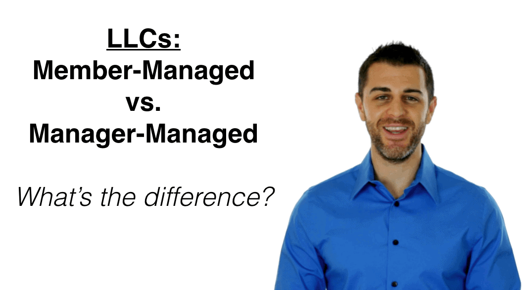 Difference Between Member Managed Vs Manager Managed Llc