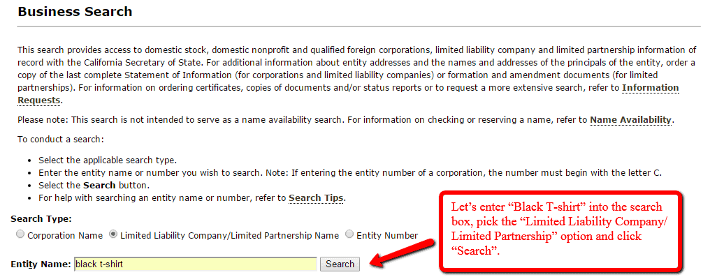 Ca Name Search By Membership Number