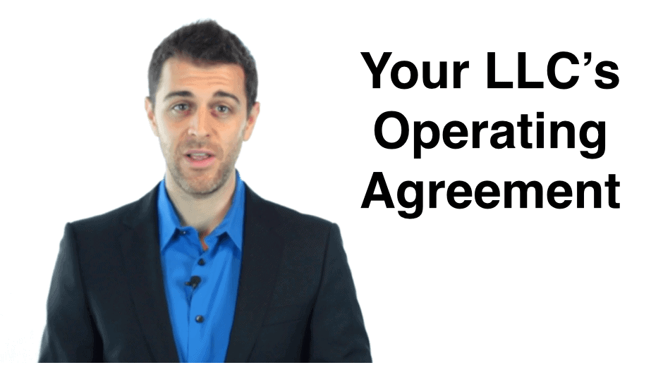Llc Operating Agreement Free Download And Step By Step Instructions